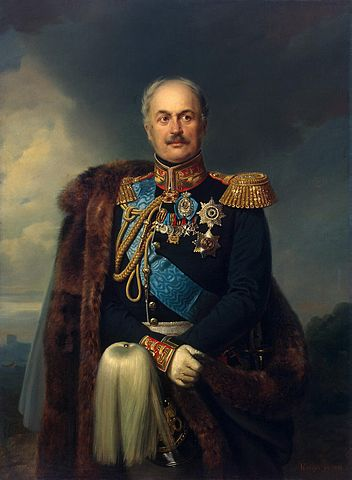 Граф Павел Дмитриевич Киселёв (1788—1872)