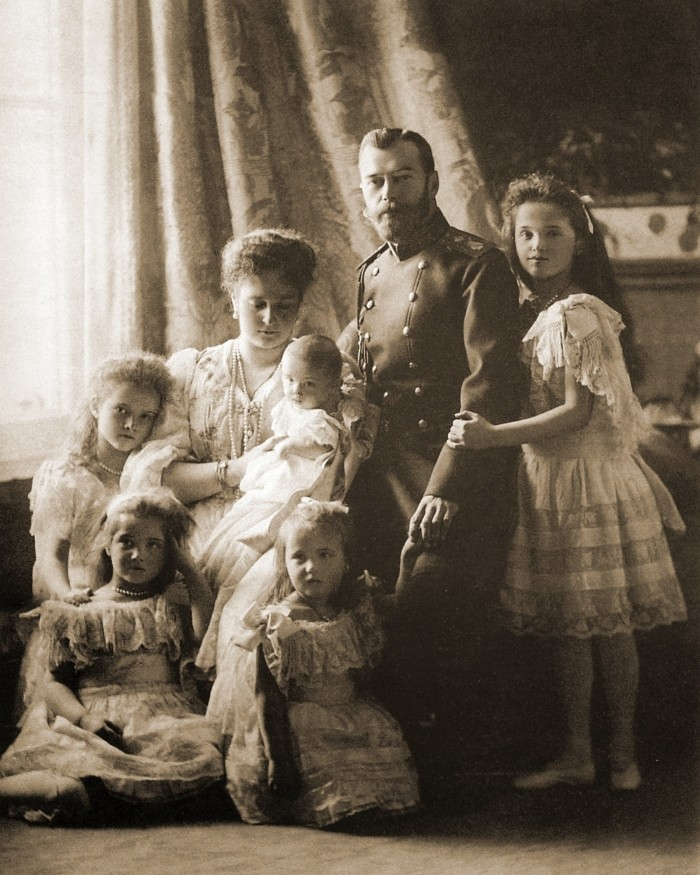 картинки фото царских семей сибирской