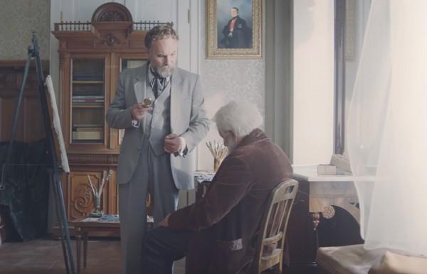 Ролик Третьяковки об Айвазовском набирает популярность в сети