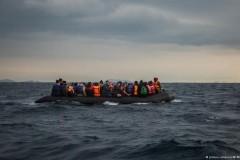 В 2016 году в мире погибли 3694 беженца