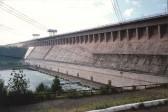 Затопленное при строительстве Братской ГЭС кладбище выступило из воды
