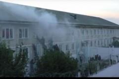 Спецназ взял штурмом корпус ИК-35 в Хакасии с бунтующими заключенными