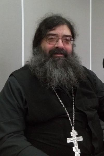 Иеромонах Феодорит (Сеньчуков). Фото: radiovera.ru