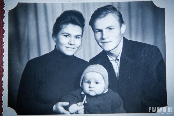 Геннадий Александрович и Галина Фроловна Павловы (2)