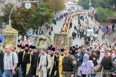 Священный Синод призвал всех верных Церкви присоединиться к Всеукраинскому ходу за мир