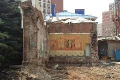 Старинное здание православного храма снесли в Челябинске