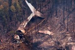 Основной версией крушения Ил-76 стала ошибка пилотов