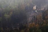 Найдены тела всех десяти членов экипажа разбившегося Ил-76