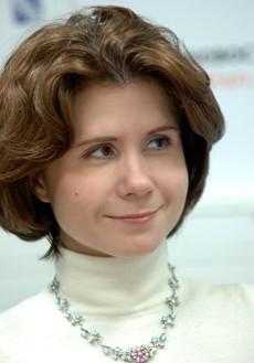 Мария Пичугина. Фото: nsad.ru