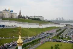 Патриарх: Преимущество России в том, что у нас общий моральный базис — и у православных, и у мусульман
