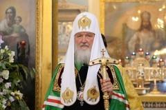 Патриарх: Вера артикулирует Богом вложенный нравственный закон
