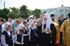 Патриарх: Важно, чтобы правители думали о необходимости объединять свой народ