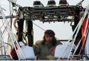 Федор Конюхов с рекордом завершил кругосветный перелет на шаре