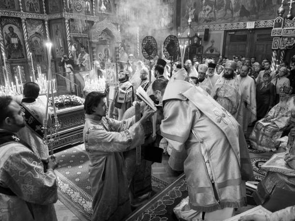 Духовные дети святого Иоанна Шанхайского отмечают 50-летие его преставления (фото)