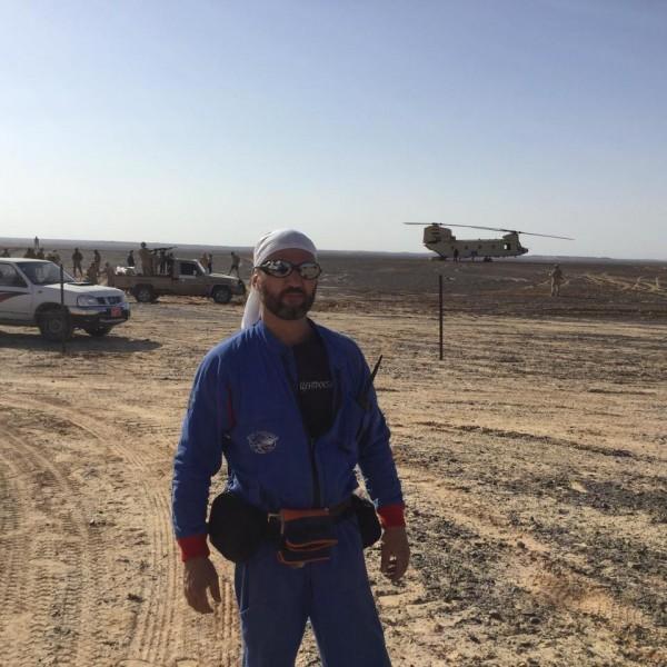 Мераби Лакия, хирург, до 2016 года спасатель отряда Центроспас МЧС России: «Так и остался наш летчик в небе»