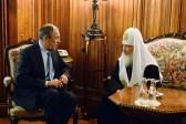 Сергей Лавров: Есть немало желающих внести раскол в православный мир