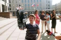 Десятилетний школьник из Казани собрал «лего-руку» для инвалидов