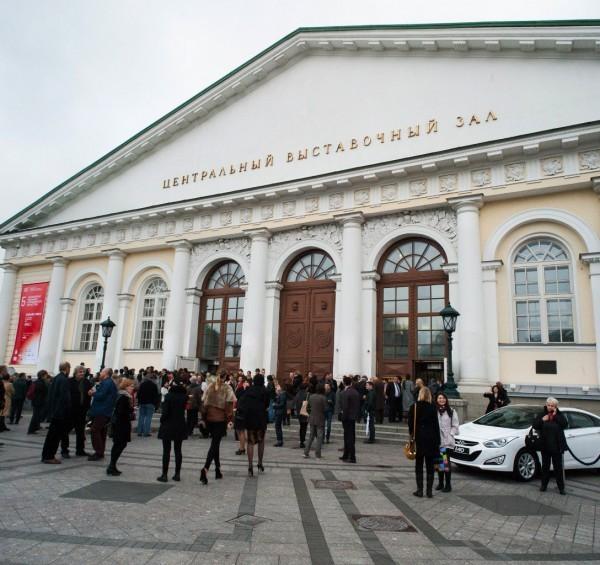 Выставка редких икон «Русские святые» открывается в московском Манеже