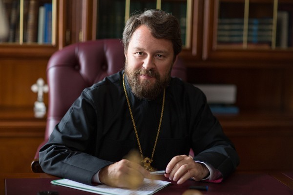Митрополит Иларион: Чему может научиться у Христа современный педагог