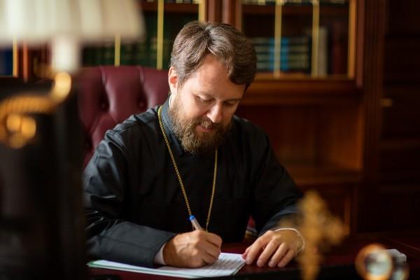 Митрополит Иларион: «Скрывать свою религиозную принадлежность – это неправильно»