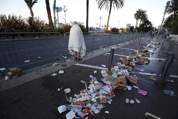 Как произошел теракт в Ницце