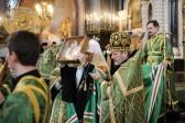 Церковь празднует положение честной Ризы Господа нашего Иисуса Христа в Москве