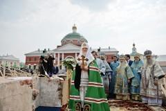 Патриарх: Мы верим, что Казанский образ Божией Матери не уничтожен — просто не пришло время его явления
