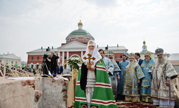 Патриарх Кирилл посетит Мурманскую митрополию и Соловки