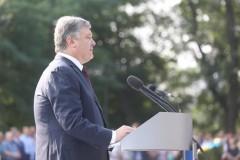Порошенко призвал Константинополь «объединить» Церковь на Украине