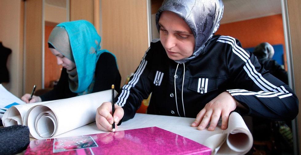 Студентка в хиджабе: О свободе и светскости