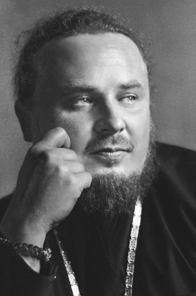 Архимандрита Иоасаф (Перетятько). Фото: Сергей Рыжков/страница архимандрита Иоасафа (Перетятько) на Facebook
