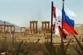 Российский контрактник погиб в Сирии при сопровождении гуманитарной колонны