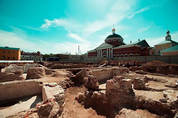 Патриарх Кирилл возглавит закладку возрождаемого собора Казанской иконы Божией Матери