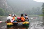 В Нижегородской области десять детей пропали во время сплава по реке