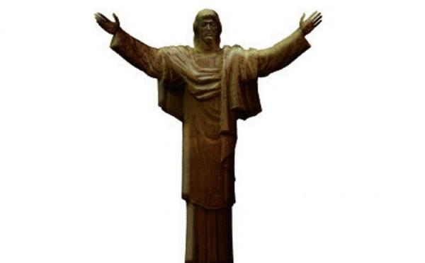 В Петербурге ищут место для 80-метровой статуи Христа работы Церетели
