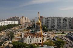 В Москве за 25 лет предполагается построить до 600 новых храмов