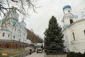 Православные Волыни отправили в Святогорскую лавру гуманитарную помощь