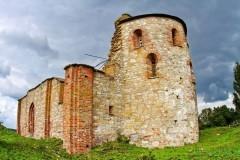 Новгородские археологи нашли считавшиеся утраченными тысячелетние фрески