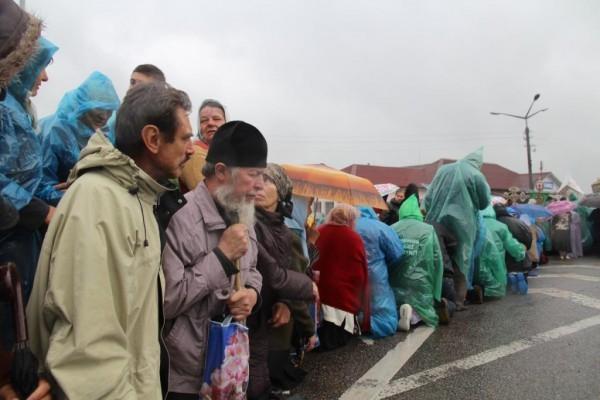 Всеукраинский крестный ход вошел в пределы Бориспольской и Кевской епархий