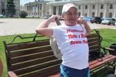 Житель Ангарска после 5 лет паралича предпринял марш на Москву в поддержку инвалидов