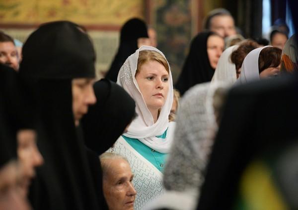Церковь чтит память преподобной Евфросинии