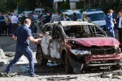 В Киеве при взрыве автомобиля погиб журналист Павел Шеремет
