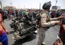 В результате теракта в Багдаде погибло больше 20 человек