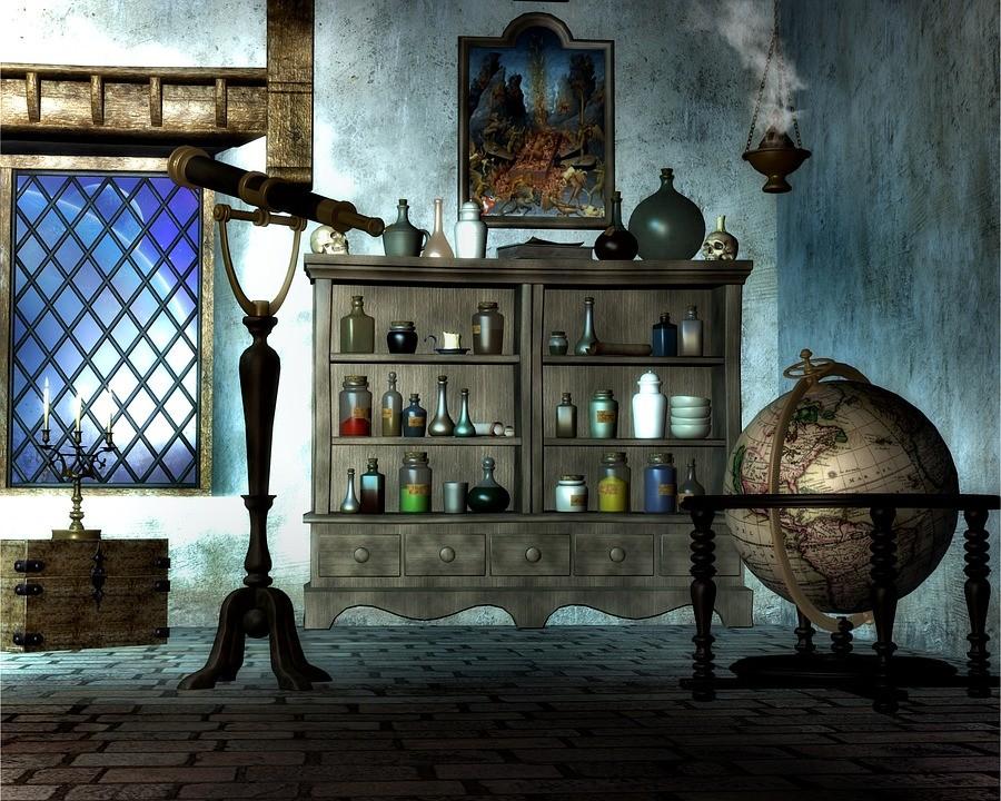 Окклуьтизм и алхимия