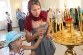 Дорога в храм: когда дети выдергивают руку