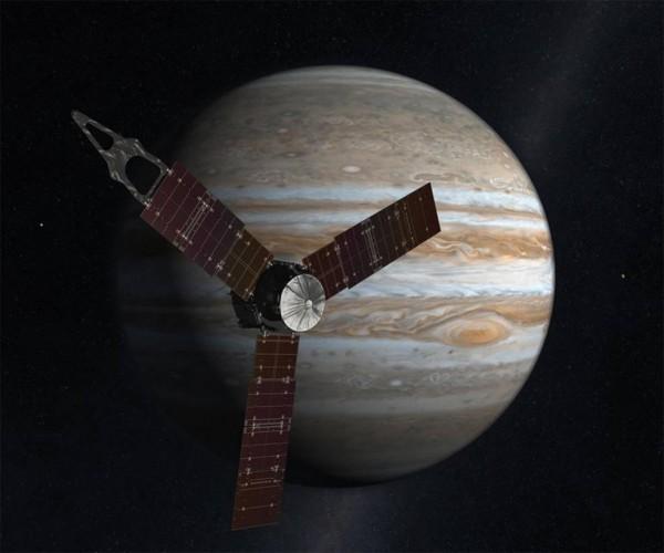 Юнона + Юпитер — впервые за 22 года