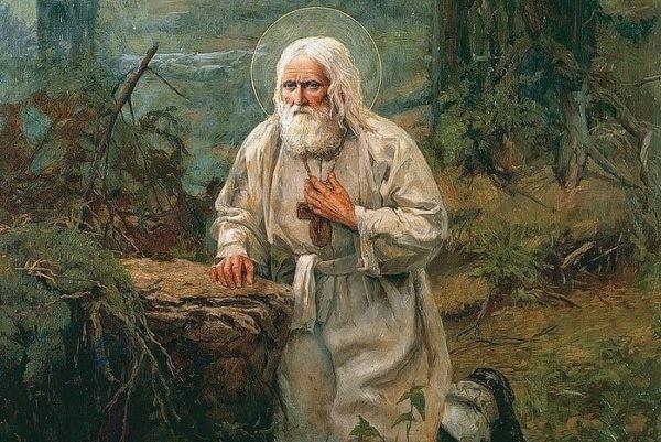 Картинки по запросу Серафим Саровский: «НЕТ ХУЖЕ ГРЕХА, И НИЧЕГО НЕТ УЖАСНЕЕ И ПАГУБНЕЕ ДУХА УНЫНИЯ»