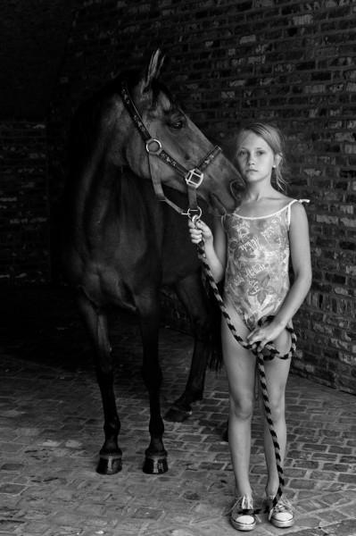 """1-е место - """"Заклинатель лошадей"""", Анна Айтнер, Нидерланды"""