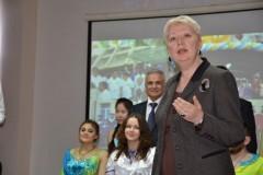 Ольга Васильева назвала свои приоритеты на посту министра образования