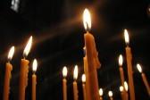 Полиция заинтересовалась девочкой, прикурившей от свечи в храме